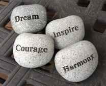 balance business cobblestone conceptual