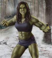 female hulk